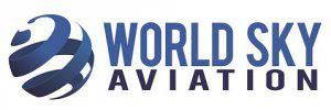 World Sky Aviation  Logo