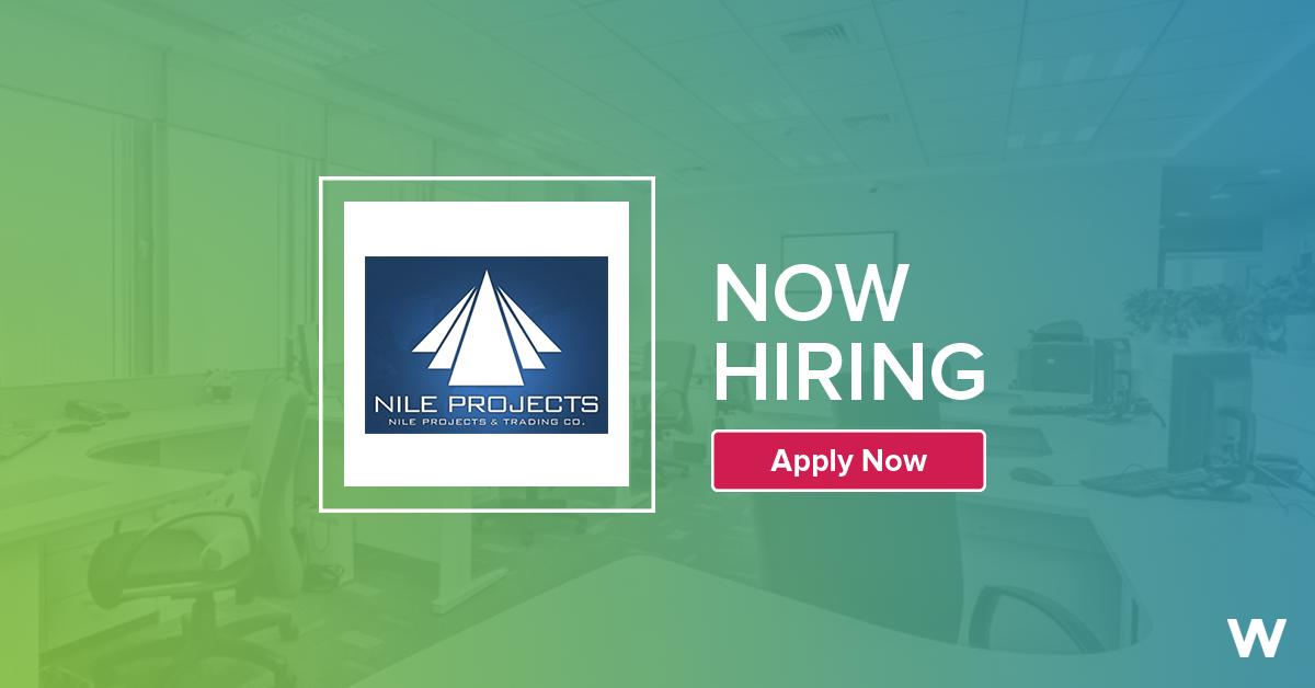 صورة Job: HR Personnel – New Cairo at Nile Projects & Trading in Cairo, Egypt