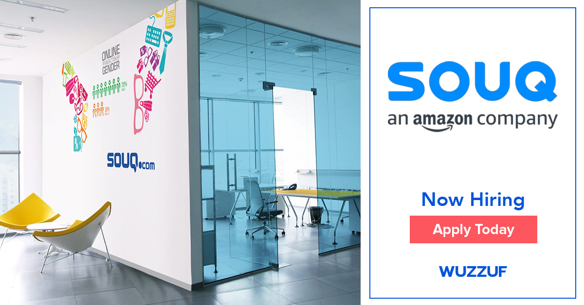 Jobs and Careers at Souq com, An Amazon Company, Egypt   WUZZUF