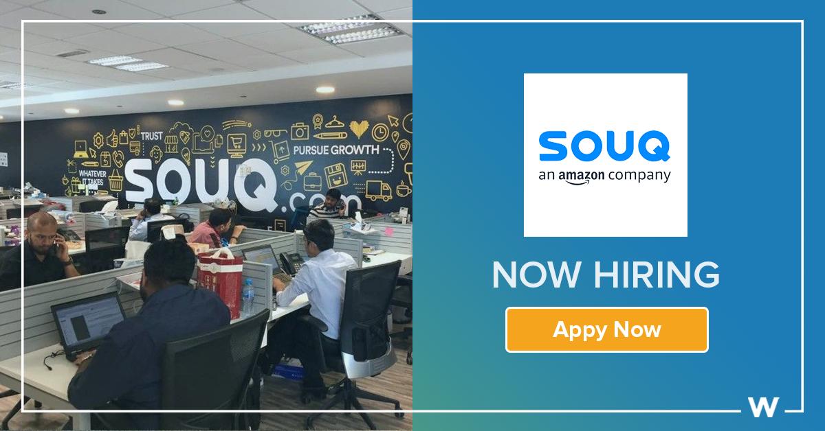 Job: Logistics Assistant at Souq com in Cairo, Egypt | WUZZUF