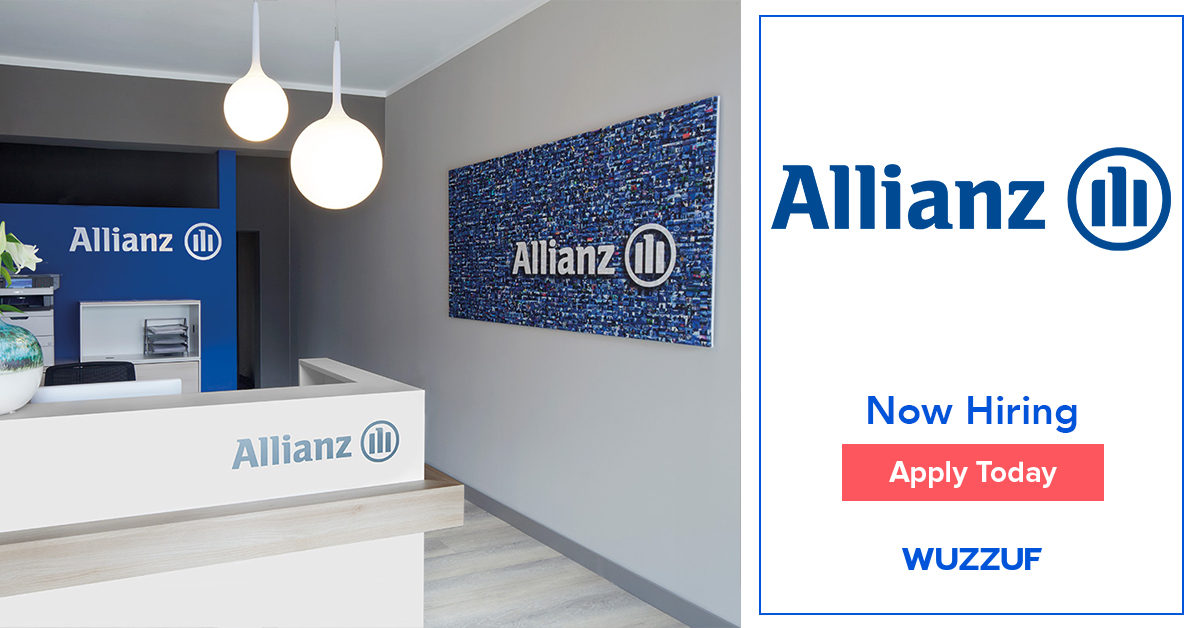 Job: Information Security Specialist at Allianz in Cairo