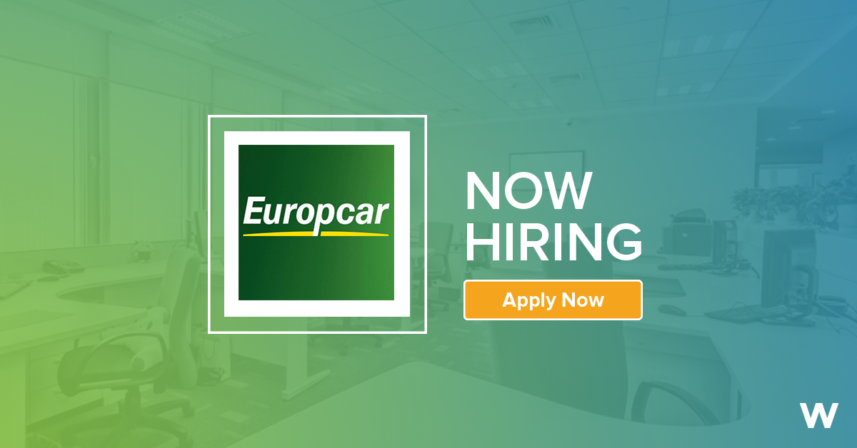 Job Corporate Account Executive At Europcar In Cairo Egypt Wuzzuf