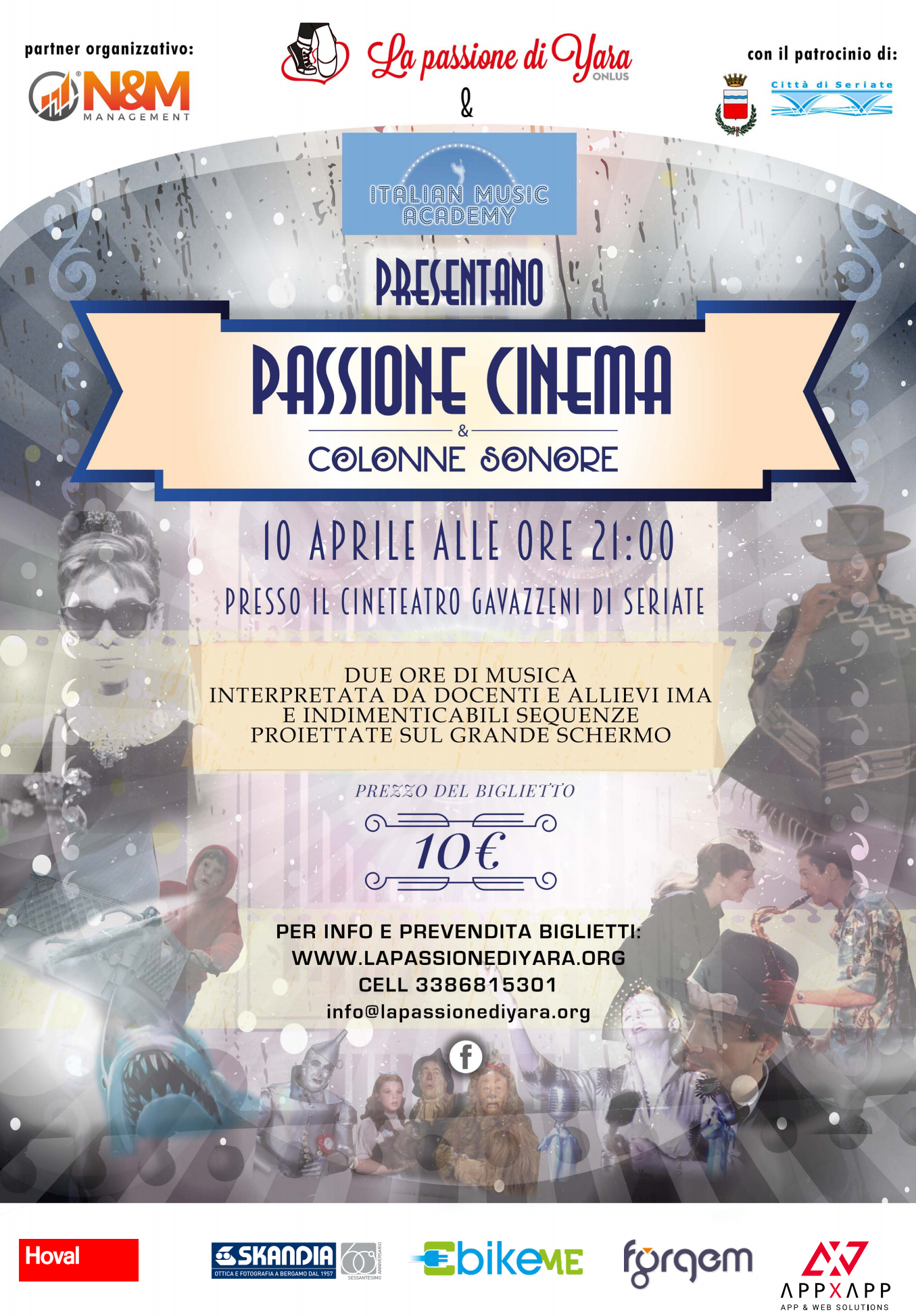 Passione Cinema & Colonne Sonore