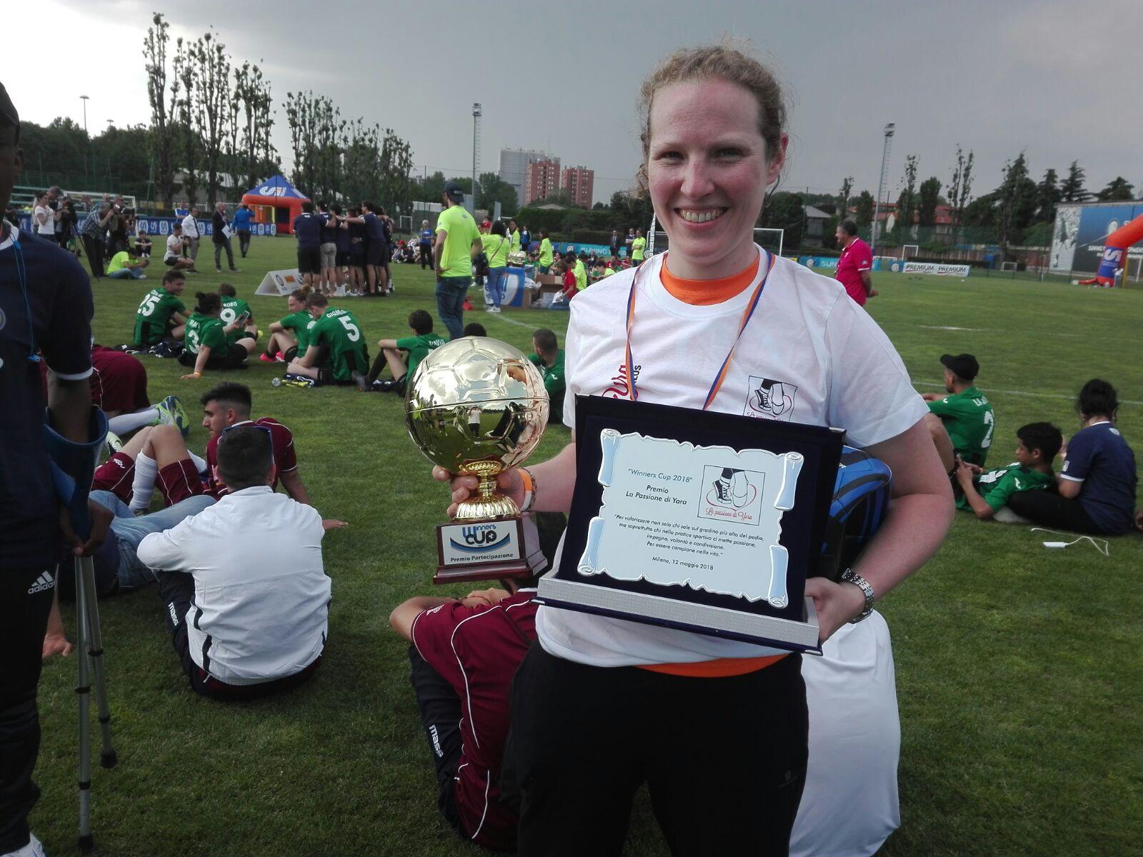 Winners Cup Milano: ecco il Premio Passione