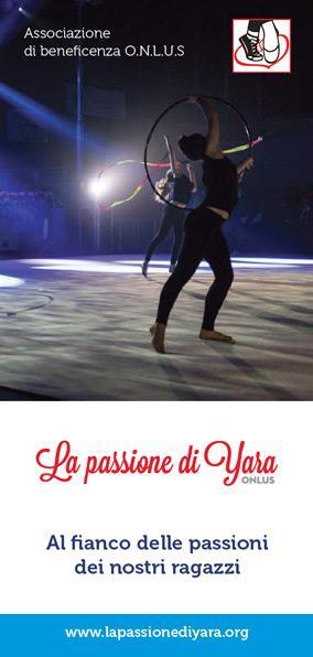 brochure La passione di Yara