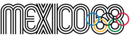 1968 Mexico Logo