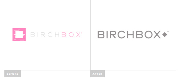 Birchbox Before After Rebrand