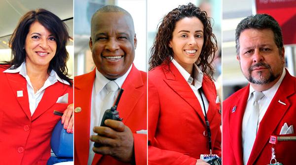 Delta Red Coat Customer Service