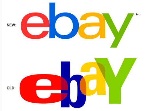 Ebay Logo Old New