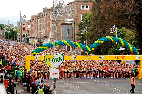 Flora Womens Marathon Dublin