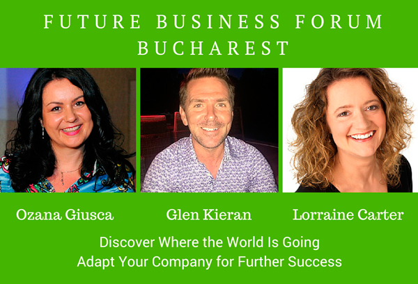 Future Business Forum Bucharest Jan2016