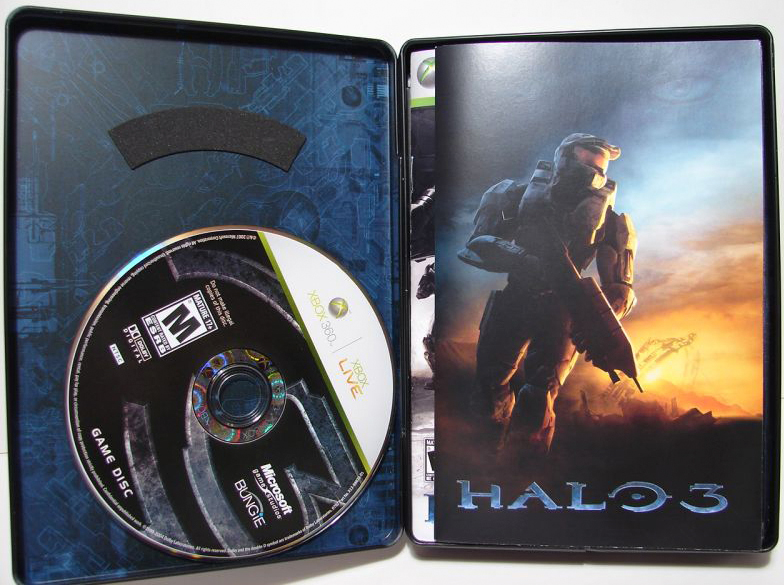 Halo3 Packaging