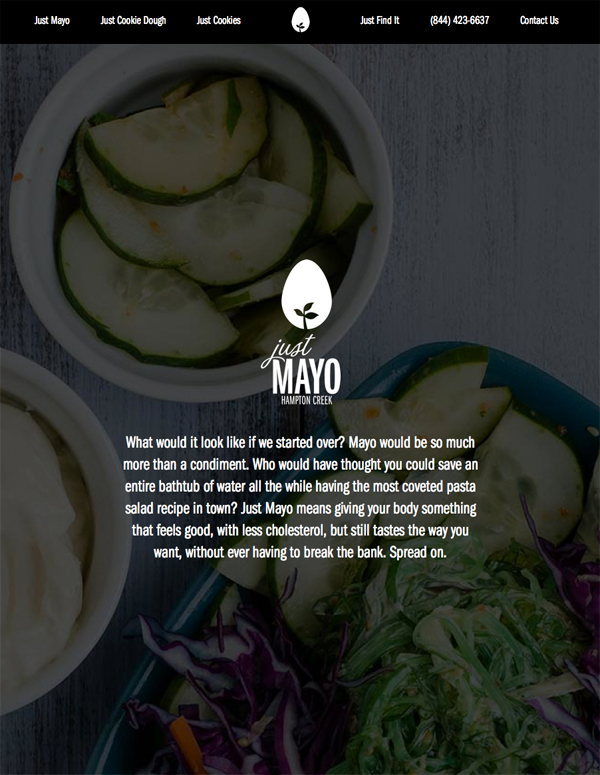 Hampton Creek Just Mayo 600px