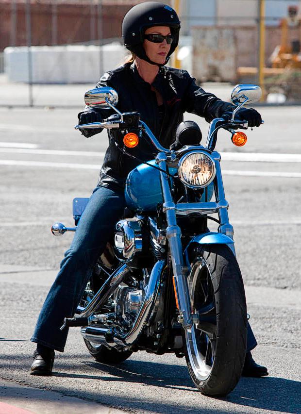Harley Super Low 2011