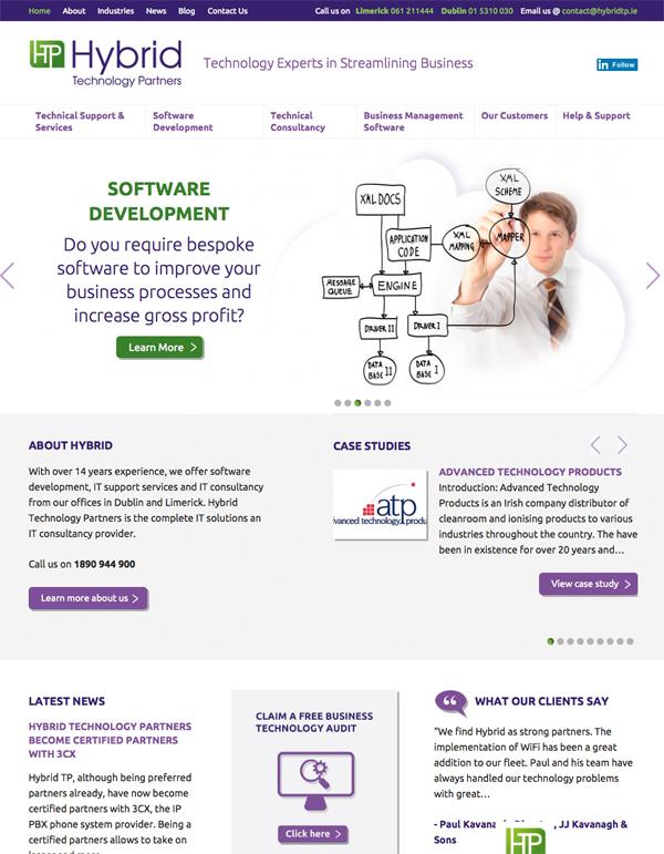 Hybrid Technology Partners