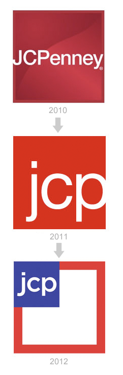 Jc Penny Logo Confusion