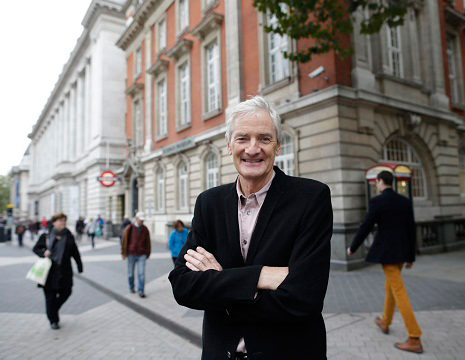 James Dyson Dyson School Of Design Engineering