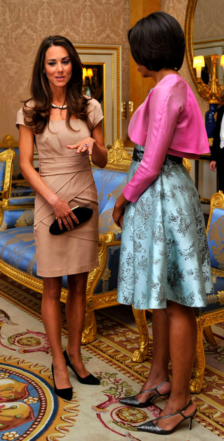 Kate Middleton Michelle Obama
