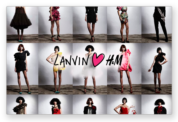 Lanvin Hm Collaboration