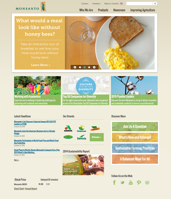 Monsanto Home Pg1