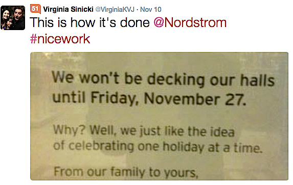 Nordstrom Window Twitter