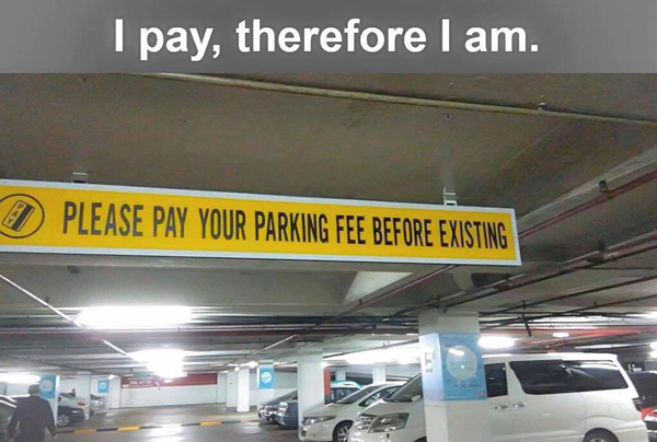 Parking Before Existing Sign 600px