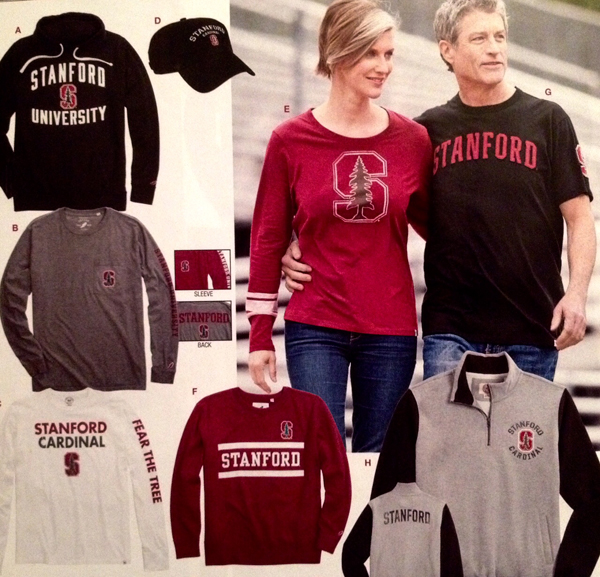 Stanford Apparel
