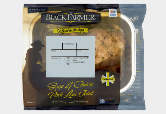 The Black Farmer Pork Loin Roast In The Bag 600px