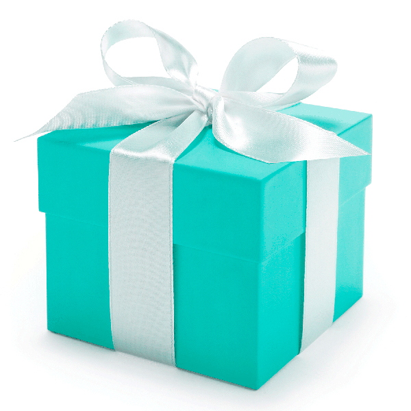 Tiffany Blue Box 600px