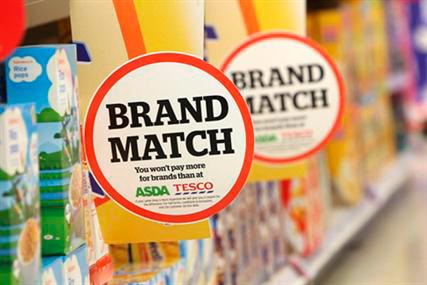 Brand Price Matching
