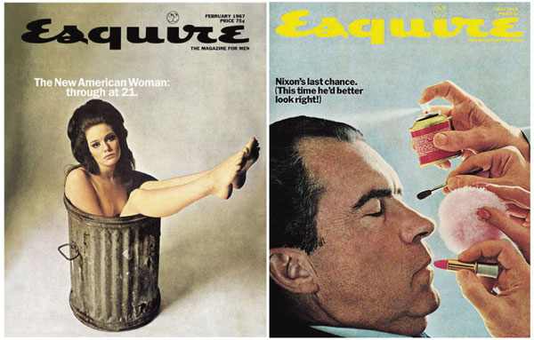 Esquire Covers Binwoman Nix