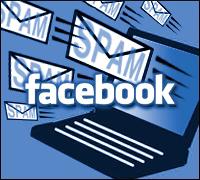 Facebook Spam Virus Hacked