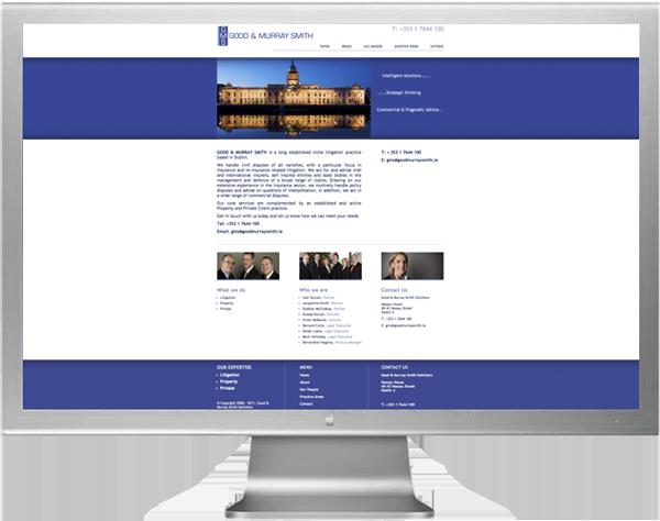 Goodmurraysmith Website