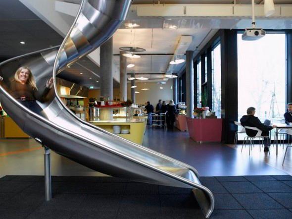 Google Office Slide