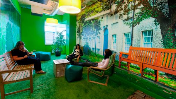 Google Green Dublin