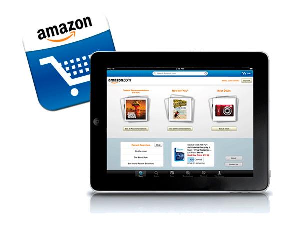 New Amazon Ipad App