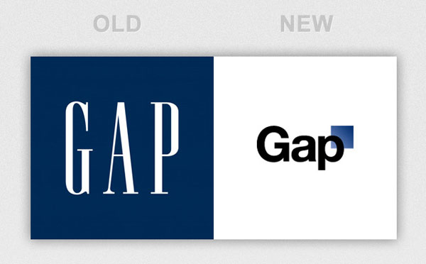 New Old Gap Logo