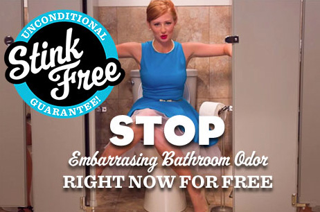 Poopourri Toilet Call To Action