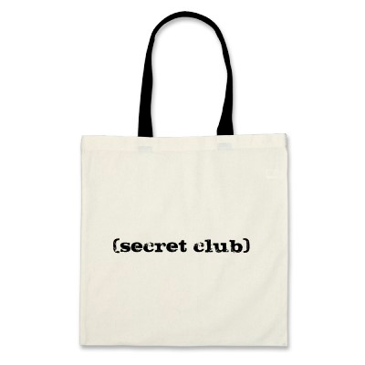 Secret Club Bag