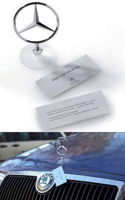 Skoda Mercedes
