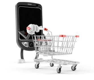 Smartphone Cart