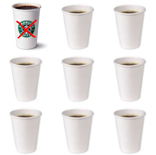 The commoditization of starbucks