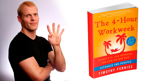 Tim Ferris 4 Hour Work Week