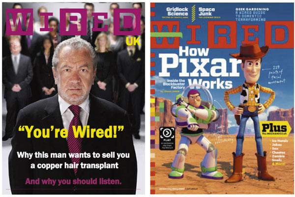 Wired Covers Asugar Pixar
