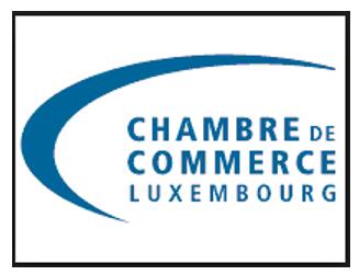 Chambre de commerce de Luxembourg.