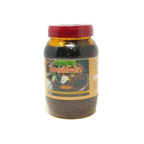 Chettinadu Kaarakuzhambu Paste