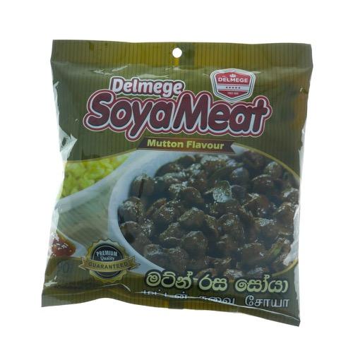 Delmege  Soya Meat Mutton 90g - £0.59
