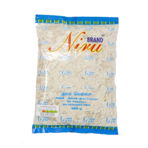 Niru White Pawa 400g - £1.49