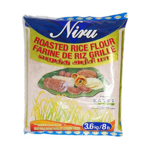 Niru Roasted Rice Flour 3.4kg - £2.49