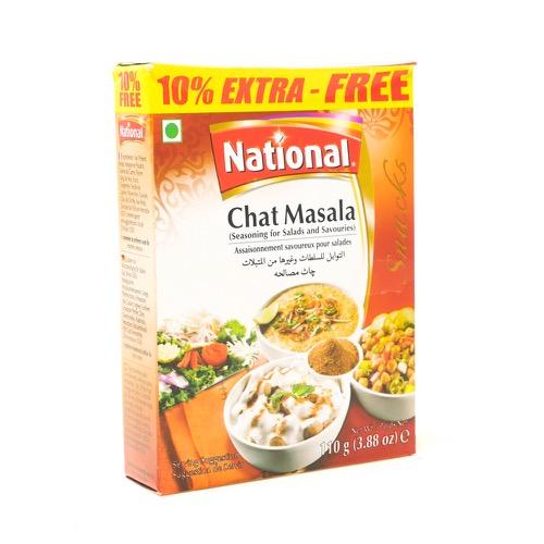 Chat Masala National N/A